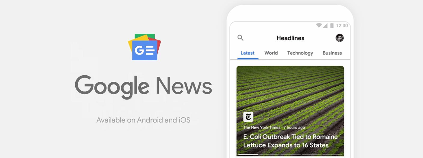 รีวิว Google News ฟีดข่าวตรงความสนใจอย่างแม่น คนชอบอ่านข่าว, หาข่าว ควรใช้!