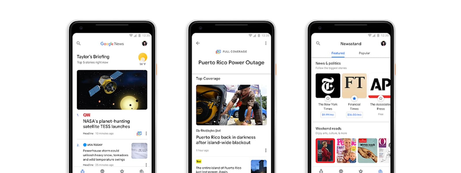 เปิดตัว Google News ใหม่ ใช้ AI ช่วยเลือกข่าว สมัครรับข้อมูลง่ายขึ้น แก้ปัญหาข่าวปลอม