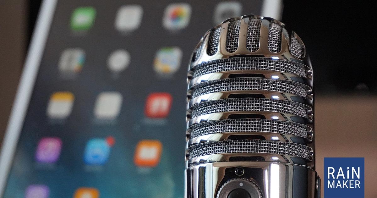 RAiNMaker เปิดตัว iCreator Podcast ก้าวแรกสู่การเป็นครีเอเตอร์มืออาชีพ !! EP. ใหม่ทุกวันเวลา 19.00 น. โดย @Khajochi
