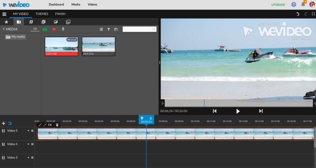 รวม 3 โปรแกรมตัดต่อวิดีโอออนไลน์ผ่านเว็บ ทำงานได้ทุกที่ทุกเวลา
