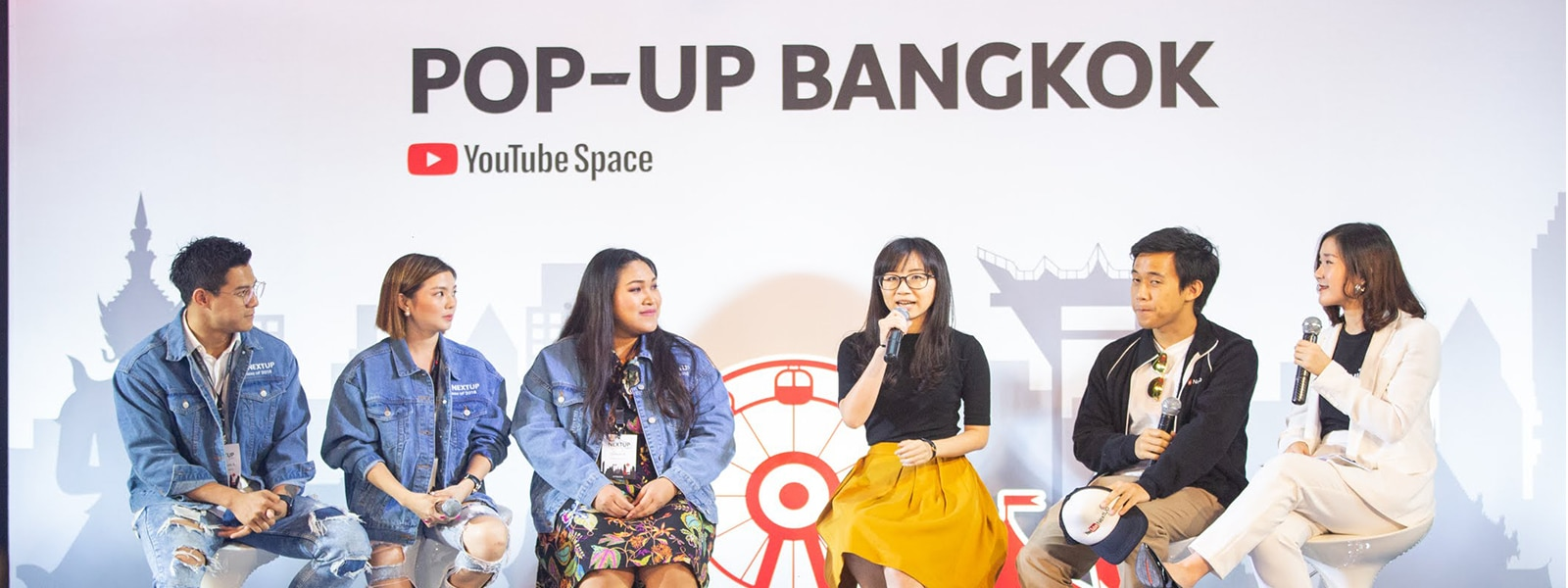 เปิดตัว YouTube Pop-up Space Bangkok ครั้งที่ 4 ณ ช่างชุ่ย