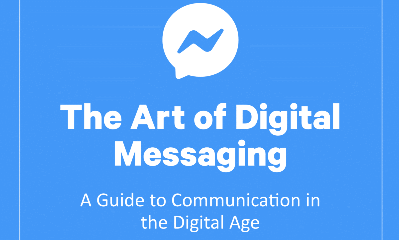 Facebook ร่วมกับสถาบันอบรมมรรยาท ออกคู่มือ 10 ข้อ เทคนิคตอบ Messenger อย่างโปร