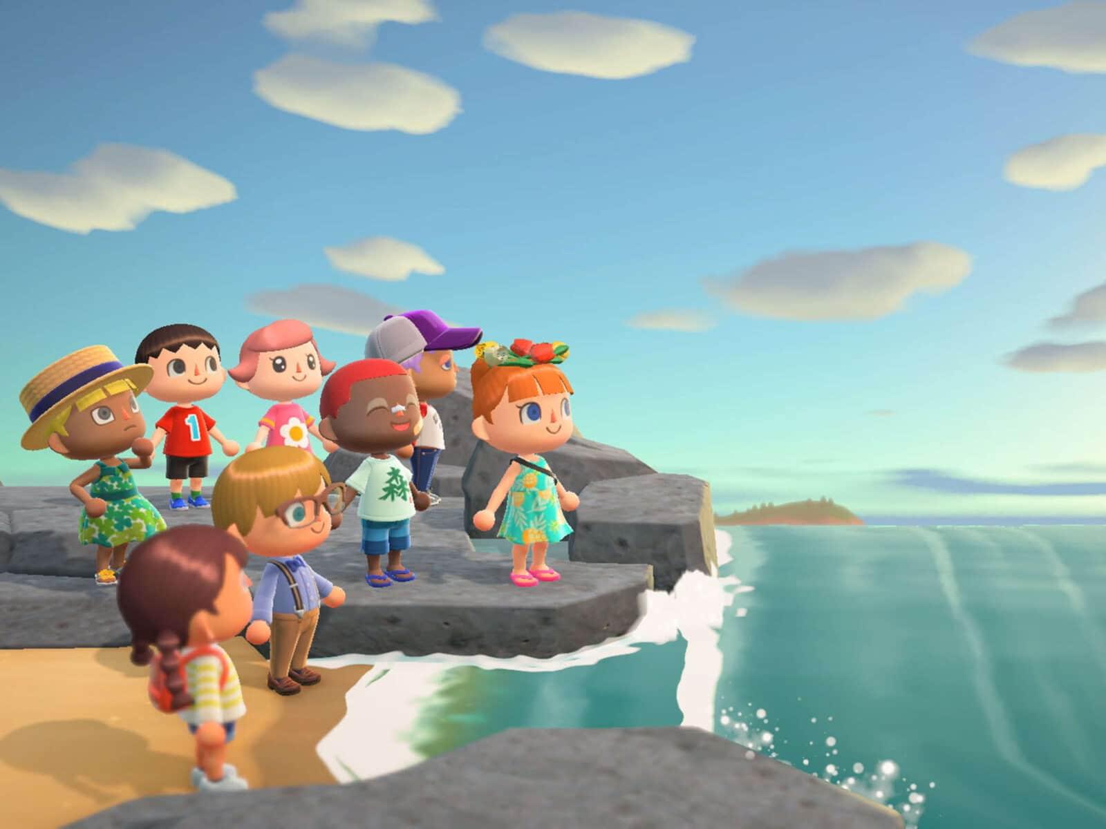 Animal Crossing จากวิดีโอเกม สู่ Social Media Platform